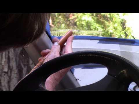 DIY Windshield Crack Repair (Rain-X)