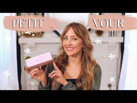 PETIT VOUR VEGAN BEAUTY BOX | April Unboxing