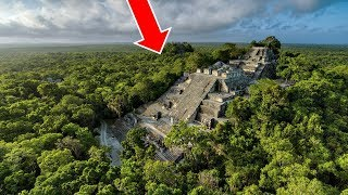 Hidden Ancient Mayan Civilization Discovered in Jungle - Lost Ancient Human Civilization