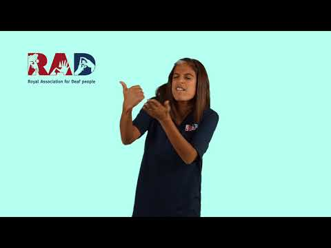 Did you know you can get free tax advice in British Sign Language at www.royaldeaftax.org.uk?