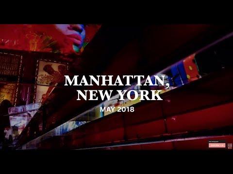 New York City, Tilt Shift Workshop 2018