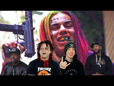 Celebrities Talk About 6IX9INE (Lil Xan, Trippie Redd, Casanova & more)