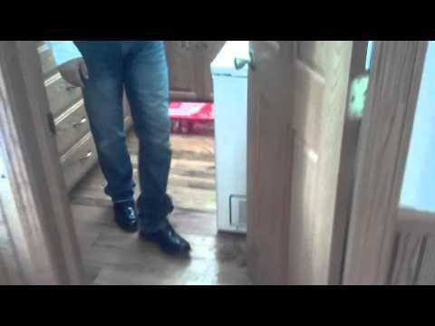 Hardwood Floor Damage 2012