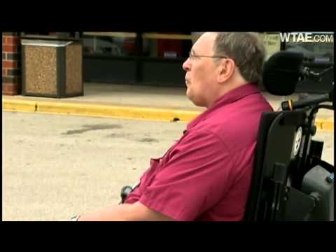 Handicapped parking cheats frustrate disabled Pittsburghers