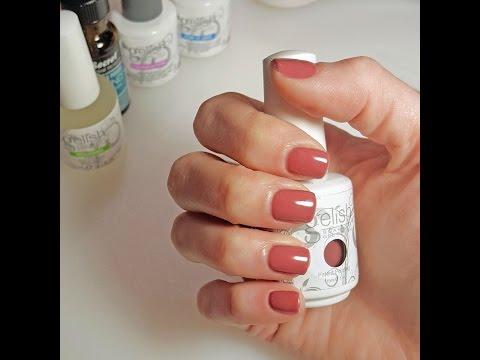 Gel Manicure at Home | Secret TIPS to Make them Last