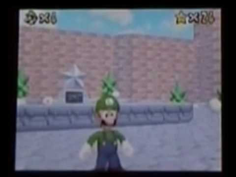 [6] Super Mario 64 DS 80 Star Speed Run in 1:27:36 (Part 6 of 12)