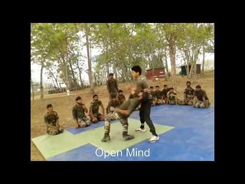 भारतीय सेना के कमाण्डो अपना बचाब कैैैैसे करते है