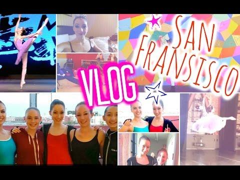 San Francisco Dance Competition Vlog ☀︎ Part 1
