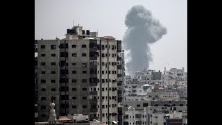 """""""Breaking LIVE"""" Rockets Coming Down On Israel Gaza Middle East Crisis"""""""