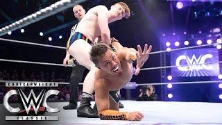 Akira Tozawa vs. Jack Gallagher - Second Round Match: Cruiserweight Classic, Aug. 17, 2016