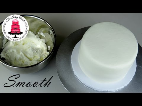 Smooth Ice A Cake - How To With The Icing Artist