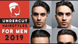 Unique Ways to Style Your Undercut - Men