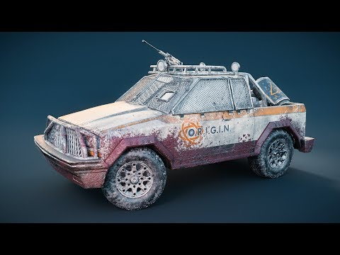 The Blender and Substance Texturing Workflow - Course Teaser