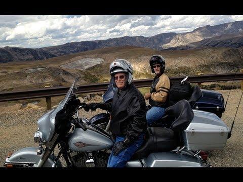 Three Harleys from Billings, MT to Los Angeles, CA - HD