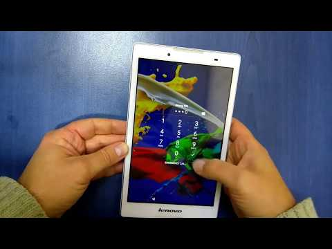 Tablet Lenovo - Hard Reset and FRP remove