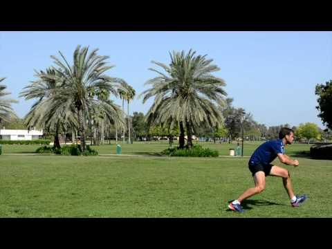 Football / soccer exercise: defensive skills