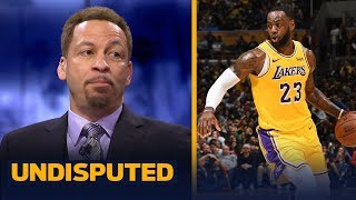Chris Broussard says it