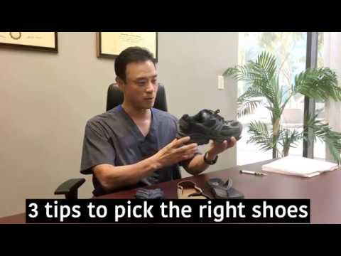3 tips for finding the right shoes