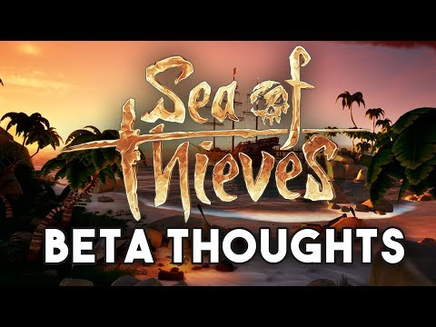 My Thoughts on Sea of Thieves Scale Test!