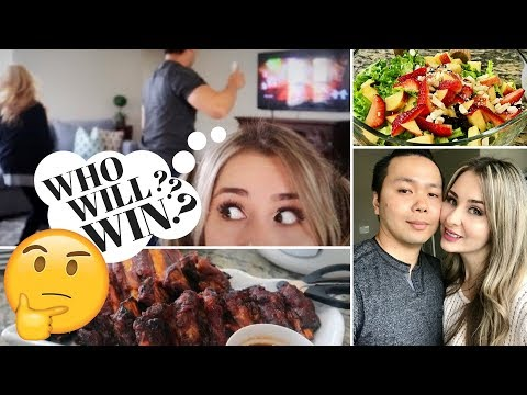 AMWF Vlog | Easter Weekend Games & Challenges