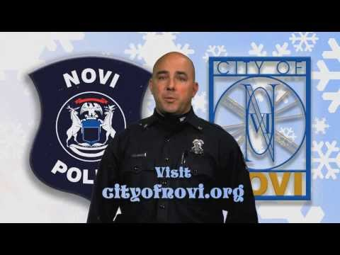 Safe Shopping Tips from the Novi Police Department