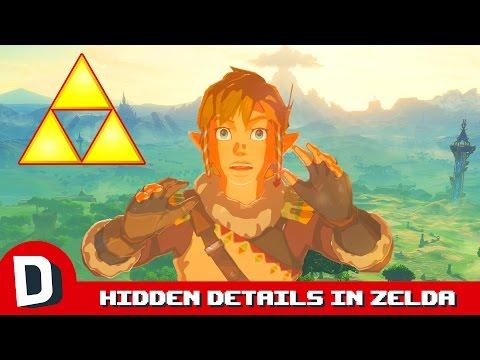 28 Hidden Details In Zelda: BotW You Probably Missed