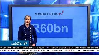 #BizPrime NUMBER OF THE DAY: R60 billion