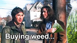 Buying Weed From A Dealer