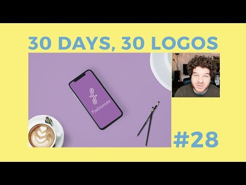 30 Days, 30 Logos #28 - Fahsionista