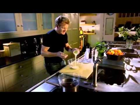 Gordon Ramsay: How To Make Chocolate Mousse