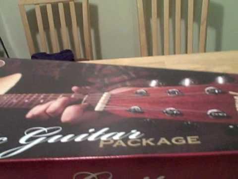 Fender Acoustic Guitar Starter Pack