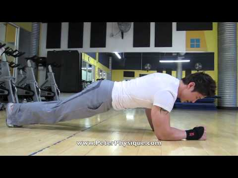 Sex exercise Planks