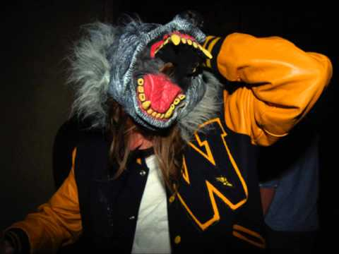 Earthday mix - the big bad wolf