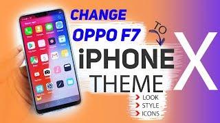 Oppo Theme For F7,F5,RealMe 1,(MIUI 9)Theme For F7,F5,Realme
