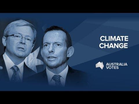 Leaders Debate: Climate change
