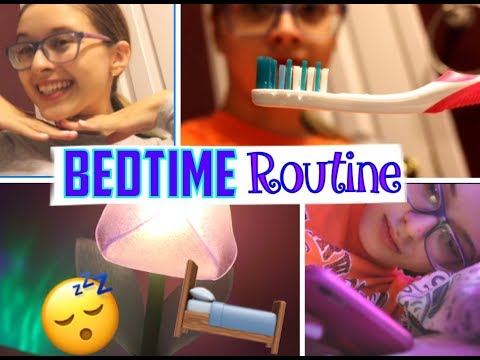 Bedtime Routine ♡  TGT