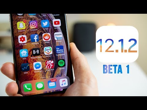 iOS 12.1.2 Beta 1 Released - What's New?