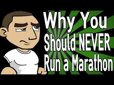 Why You Should NEVER Run a Marathon