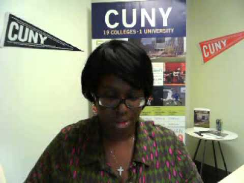 Video Chat: CUNY System, Financial Aid