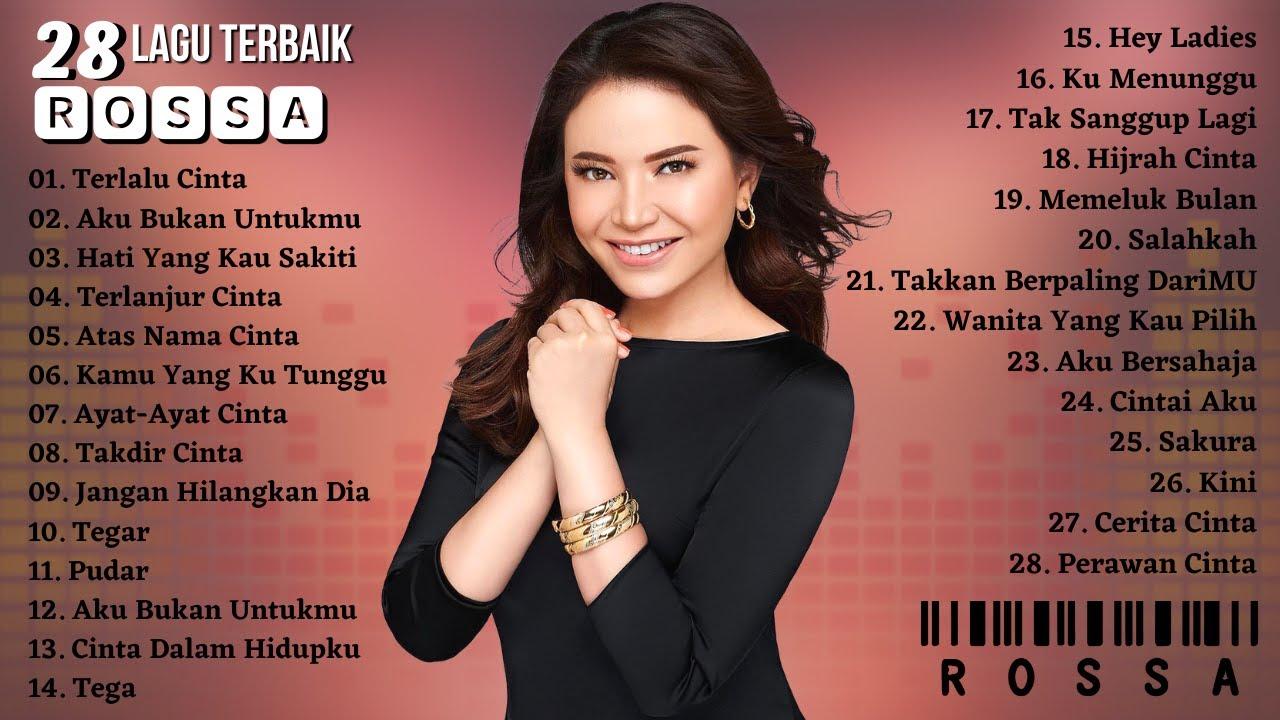 Download Rossa [ Full Album Terbaik 2021 ] Lagu Indonesia Terpopuler Sepanjang Masa MP3 Gratis