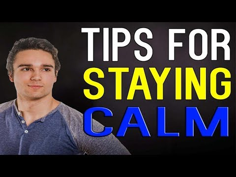 How To Be Calm In A Stressful Situation - Tips For Staying Calm In Stressful Situations