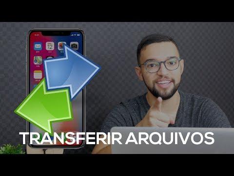 TRANSFERIR FOTOS, VÍDEOS E ARQUIVOS DO iPHONE SEM iTUNES!! FÁCIL E RÁPIDA!