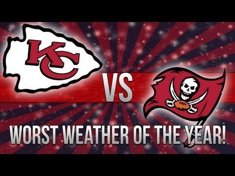 MADDEN 25-WORST WEATHER OF THE YEAR
