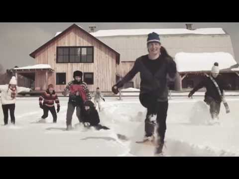 Oxygen Project - Scene 018 - Ultimate Snowshoe at the farm