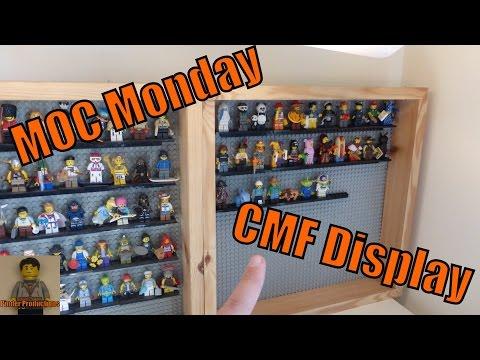 LEGO Minifigure Display Stand (Part 3) | MOC Monday
