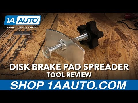 Disk Brake Pad Spreader Available at 1AAuto.com