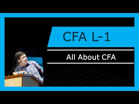 CFA Level 1 | All About CFA | Dec 2016