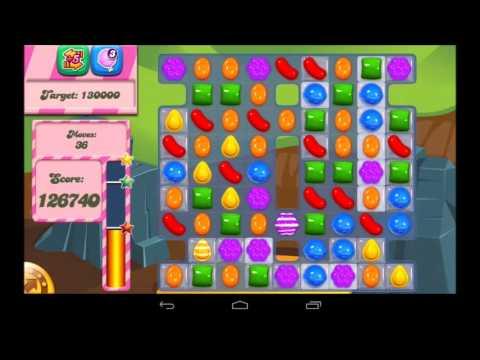 Candy Crush Saga Level 35 Walkthrough