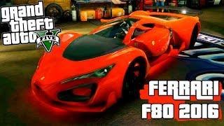 Gta 5  Ferrari F80 Mod O Carro Que Deu Origem Ao X80 Proto