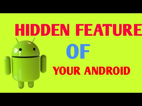 10 Hidden Android Features You Are Not Using 2017 | Technical Chirag